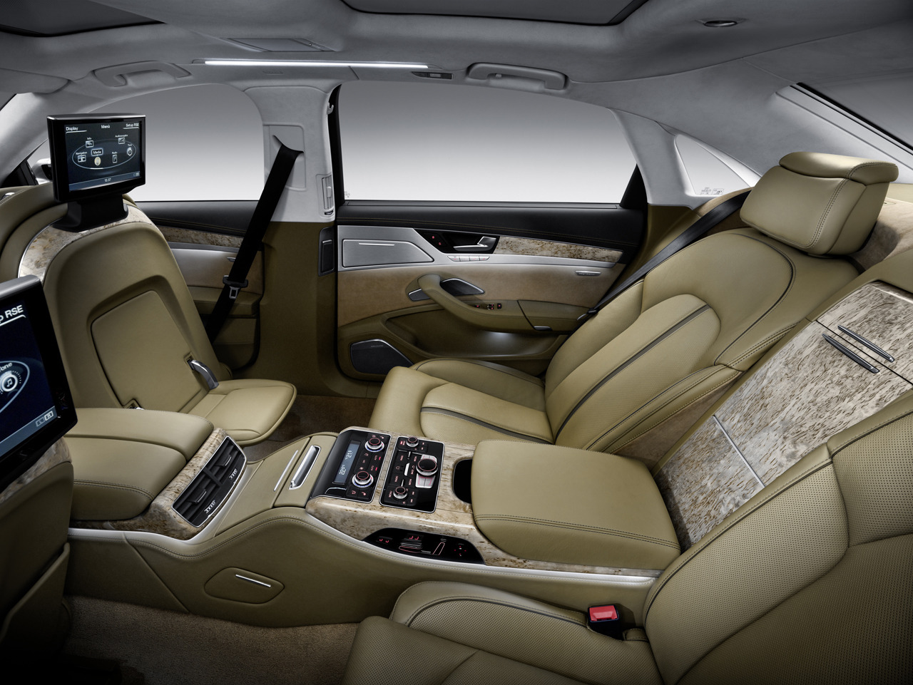 WIRELESS HOTSPOT WILL ATTACHED WITH 2011 AUDI A8 THETECHJOURNAL 9
