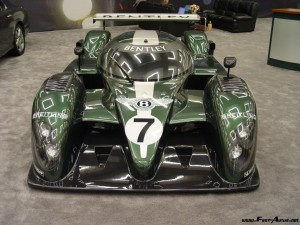 BENTLEY SPEED 8  CAR