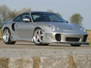 PORSCHE 998 TURBO CAR