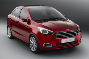 Latest 2015 Ford Figo