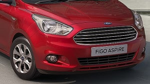 New Ford Figo Aspire Car 2015