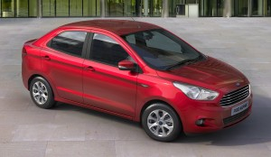 New Ford Figo Aspire