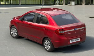 2015 Ford Figo Aspire Car