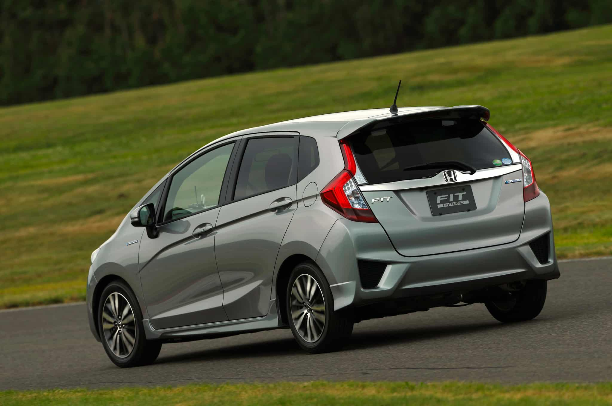 Latest Honda Jazz 21
