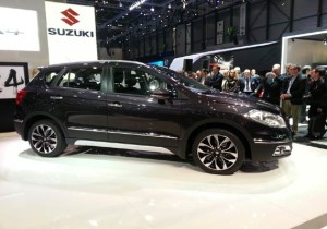 Beautiful Maruti Suzuki S-Cross SX4