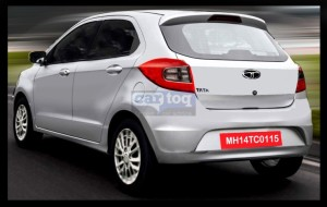 Latest Tata Kite Compact Hatchback 2015