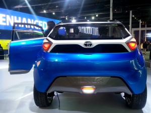 New Tata Kite Compact Hatchback