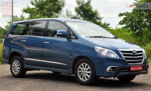 Good looking Toyota New Innova