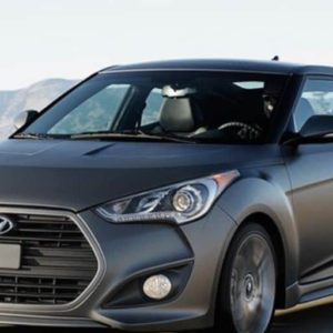 2013 Hyundai Veloster Turbo Coolest Cars