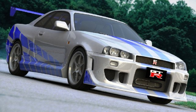 2-Fast-2-Furious-Brian-OConners-Skyline-R34-GT-R-Front-Right