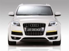 2015 Audi Q7 New Second Generation Facelift
