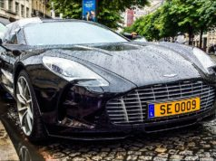 Aston Martin One-77 Car