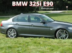 BMW 325i E90 Elegant Sports Car Pinxcars
