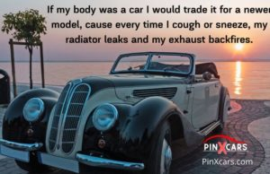 If My Body Was a Car PinXcars