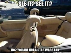 Star Wars Car Meme Only True Fans Can Appreciate PinXcars