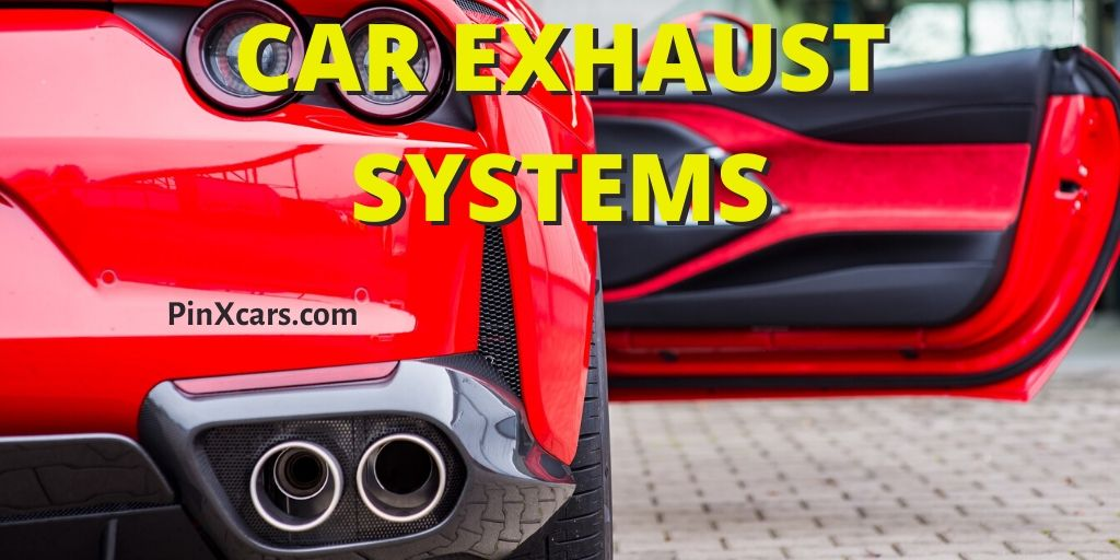 Car Performance Exhaust Systems PinXcars