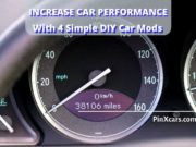 Increase Car Performance With 4 Simple DIY Car Mods Visit PinXcars
